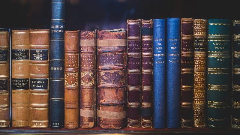 Cómo conservar libros antiguos